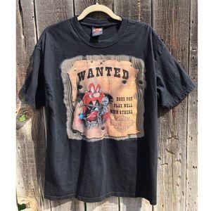 VTG Harley Davidson Looney Tunes T-Shirt
